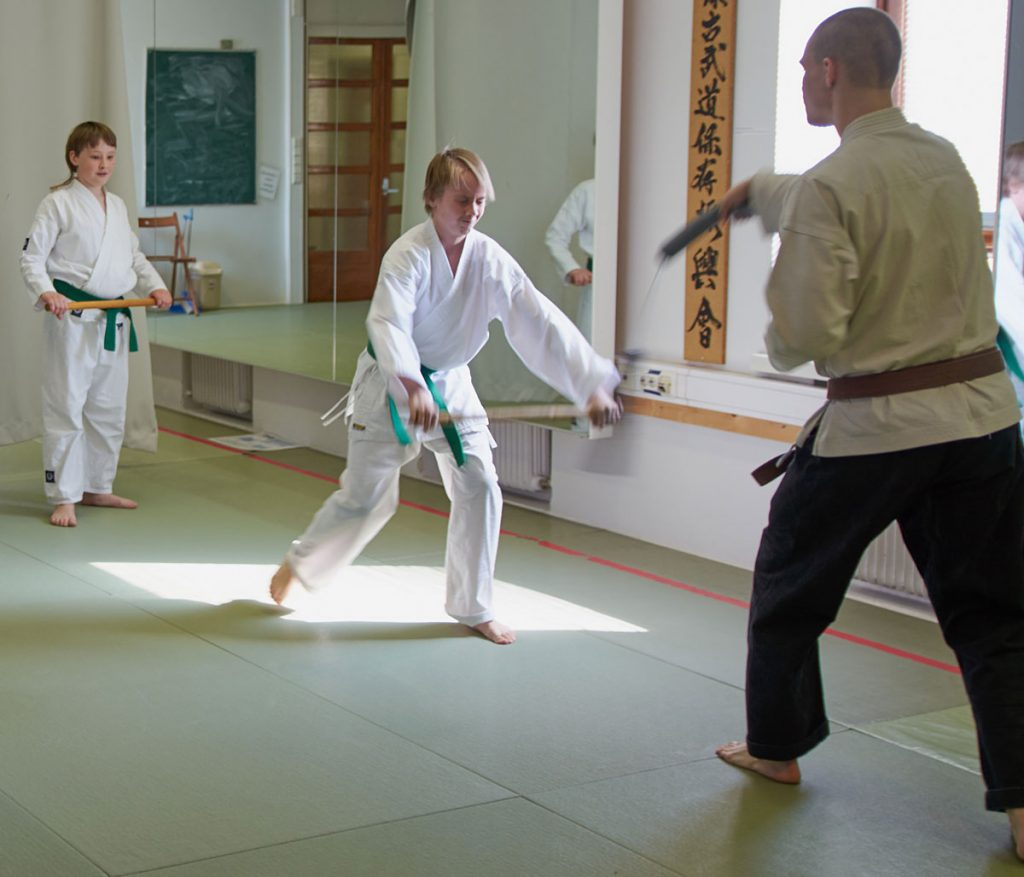reigando budo, jujutsu, itsepuolustus, juniorit, turku